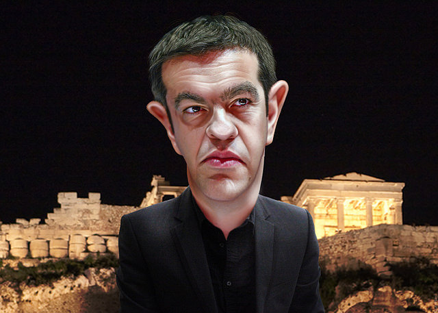 Alexis Tsipras - DonkeyHotey (CC BY-SA 2.0)