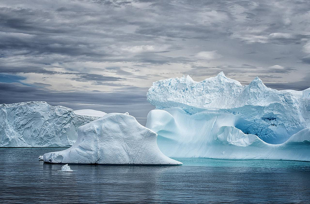 Antarctic Blue - Christopher Michel (CC BY 2.0)