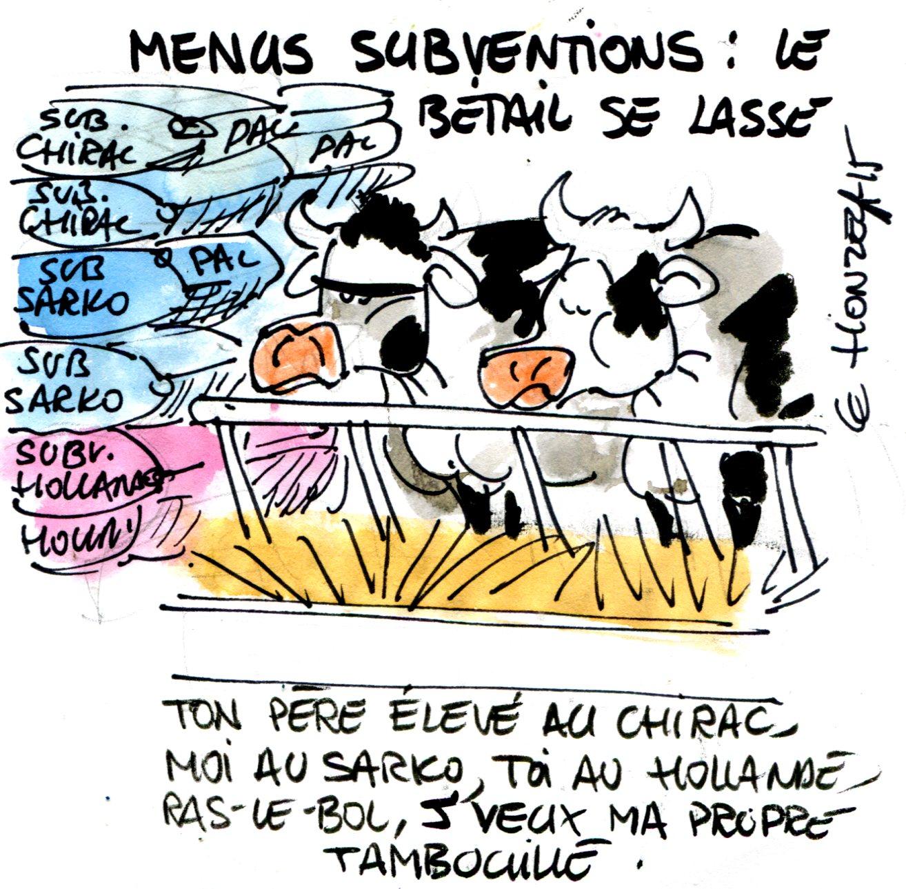 Contrepoints689 - Agriculture Politique agricole - René Le Honzec