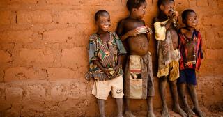 Redonner de l'espoir aux enfants d'Afrique