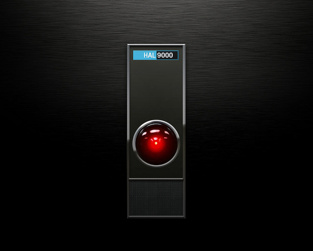 HAL9000 by RV1864 on flickr - CC BY-ND 2.0