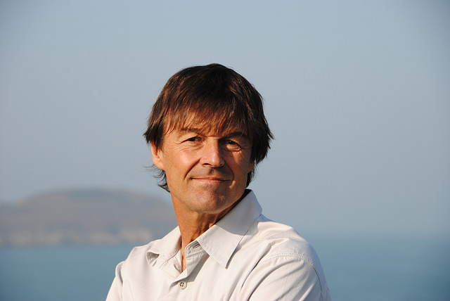 Nicolas Hulot - Crédit photo : Fondation Nicolas Hulot via Flickr (CC BY-NC-ND 2.0