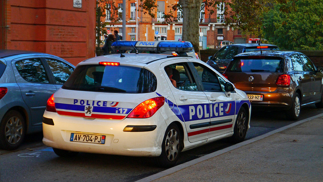 Police de Toulouse - Mic via Flickr - CC BY 2.0