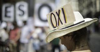 Grèce : un non qui ne change rien