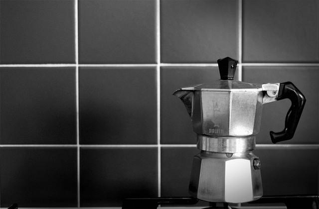 moka by zeta- bialetti robot (CC BY 2.0)