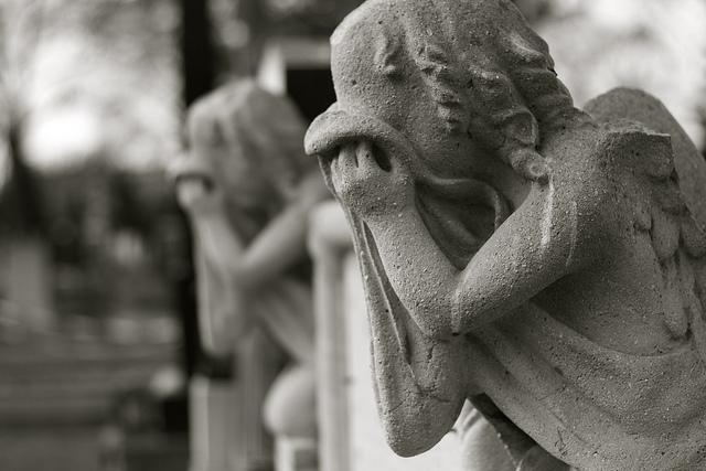 pleurs aramisse Friedhof Meidling, Wien(CC BY-ND 2.0)