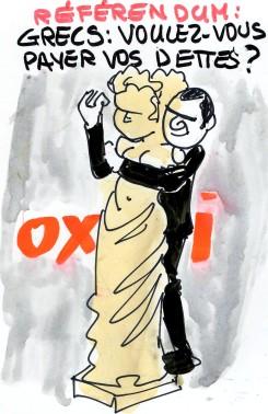 Référendum grec : Tsipras victorieux
