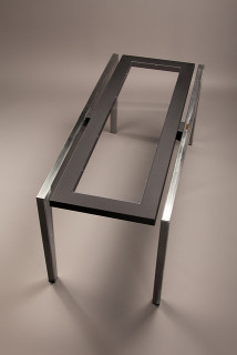table-en-verre-