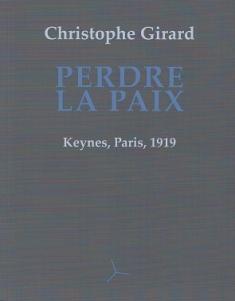 Christophe Girard Perdre la paix