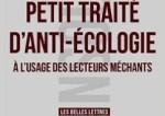 Petit Traité d'Anti-Écologie ou H16 au pays des « Fluffies »