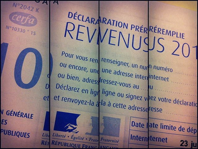Impôts-Stéphane DEMOLOMBE(CC BY-SA 2.0)