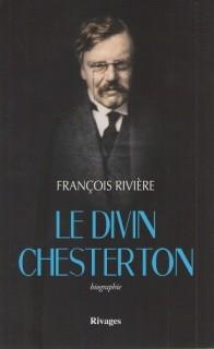 Le divin Chesterton-F. Riviere