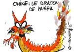 Chine : le dragon de papier