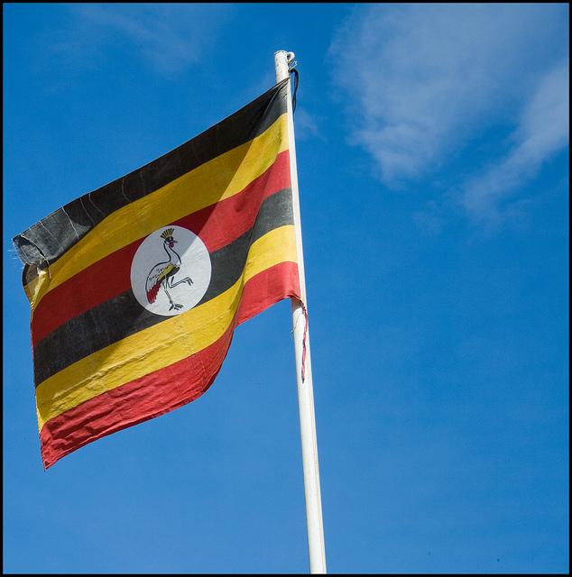 drapeau ouganda Matt Lucht(CC BY 2.0)