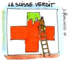suisse verte rené le honzec