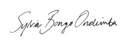 sylvia bongo amdima
