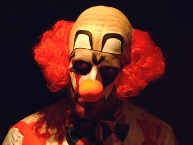 Bad Clown - Graeme MacLean (CC BY 2.0)