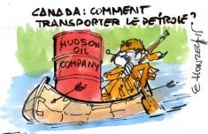 Canada pétrole rené le honzec