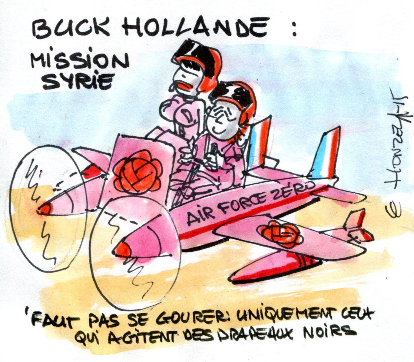 Contrepoints808 - François Hollande - René Le Honzec