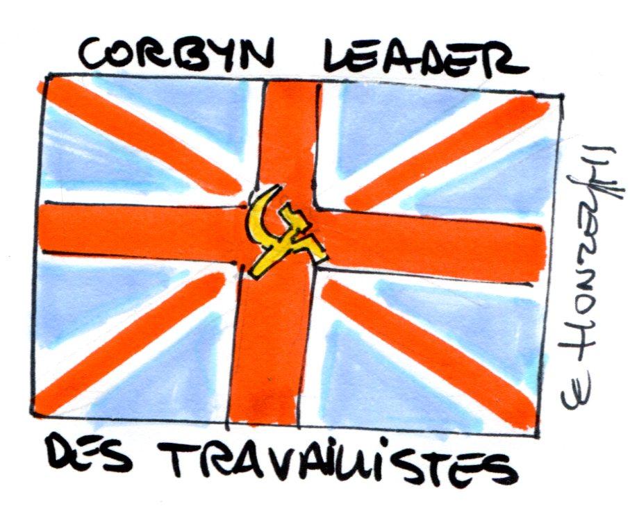 Contrepoints828 - Corbyn - René Le Honzec