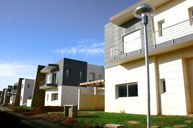 Immobilier résidentiel (Crédits mehdi benmansour, licence CC-BY 2.0)