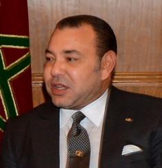 Mohammed VI, roi du Maroc, en novembre 2013 (Crédits US State Department, image libre de droits)