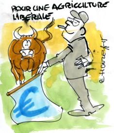 agriculture libérale rené le honzec