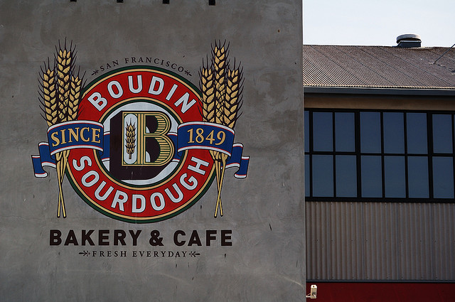 boudin sourdough-Steve Calcott(CC BY-NC 2.0)