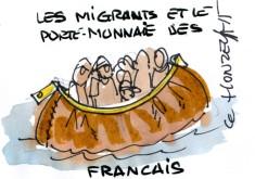 migrants rené le honzec
