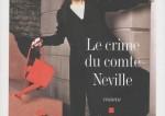 Le crime du comte Neville, d'Amélie Nothomb