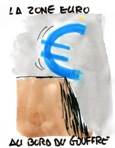 zone euro gouffre rené le honzec