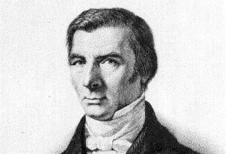 Frédéric Bastiat (image libre de droits)
