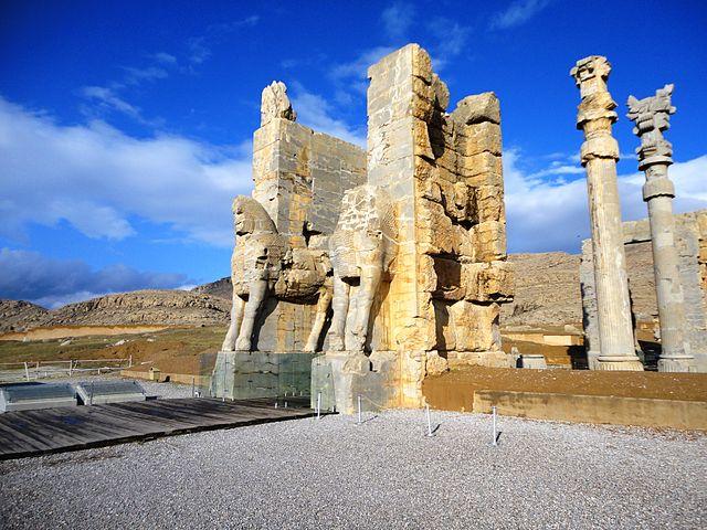 Persepolis-Wikipedia(CC BY-SA 3.0)