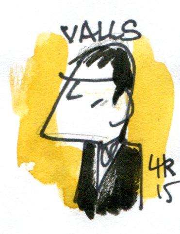 Valls rené le honzec