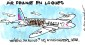 Air France en loques