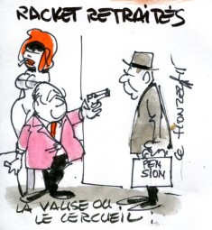 retraites racket rené le honzec