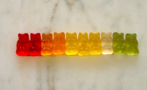united colors of Haribo by violetz_85(CC BY-NC-ND 2.0)
