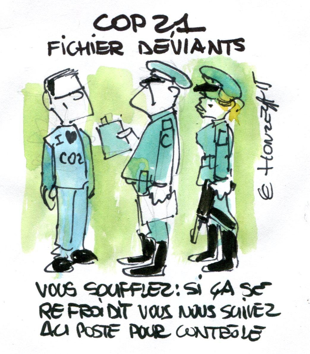 Contrepoints966 - COP21 - René Le Honzec