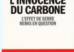 L'innocence du carbone, de François Gervais