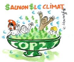 En route pour la COP21 !