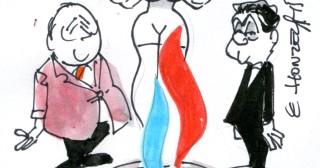 Hollande et Sarko raniment la flamme