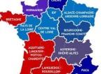 Élections régionales : intentions de vote par région