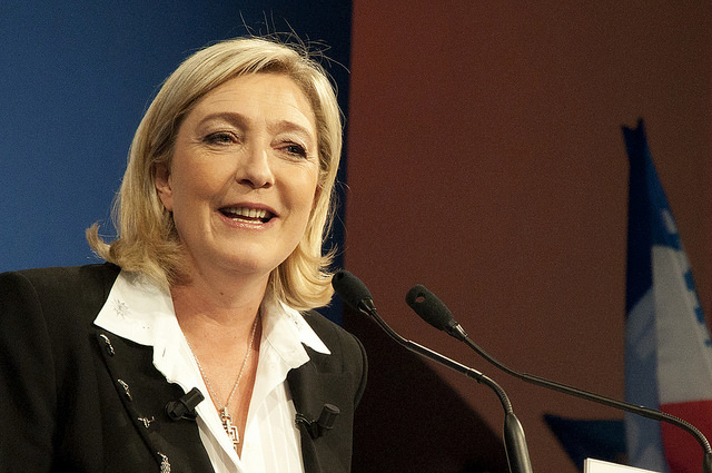 Si Marine Le Pen était élue présidente de la République...