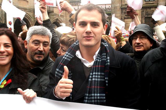 Espagne : les conservateurs négocient une coalition avec les libéraux de Ciudadanos