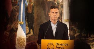 Argentine : Macri ne perd pas de temps