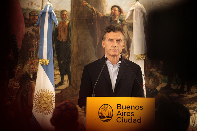 Mauricio Macri(CC BY-ND 2.0)