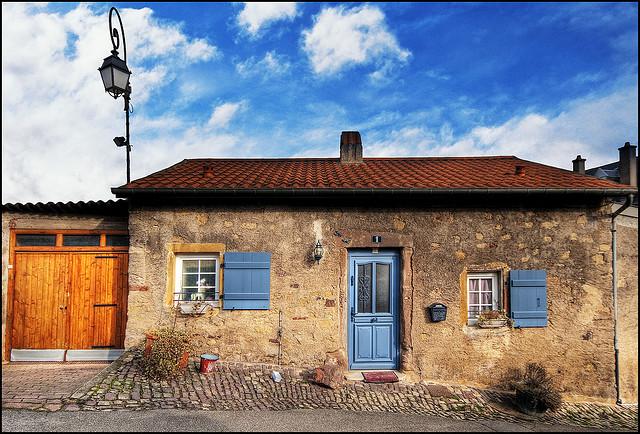 maisonnette- Wolgang Staudt-Sierck les bains(CC BY-NC 2.0)