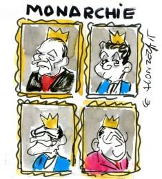 monarchie rené le honzec