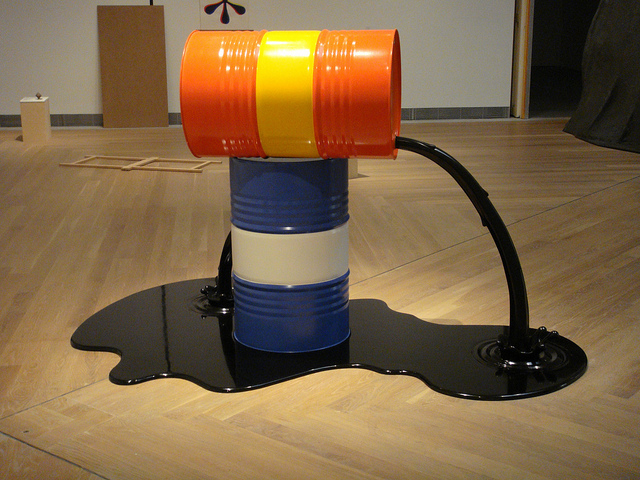 olle svensson-Oil (CC BY 2.0)