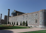 Un périple autour du monde : une petite semaine en Ouzbékistan